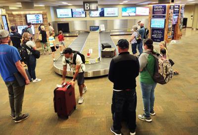 Redmond airport sees fewer passengers