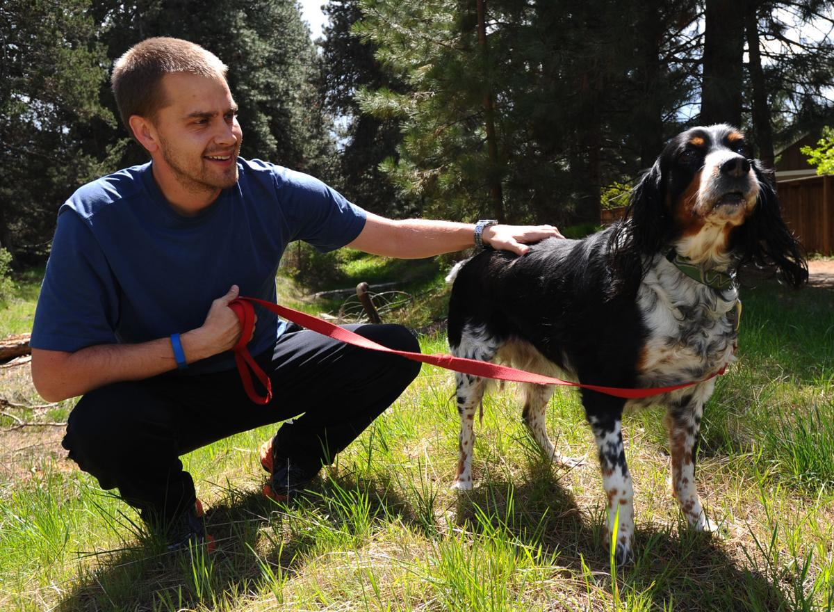 Dog Rescue Helps Heal Bend Family Localstate