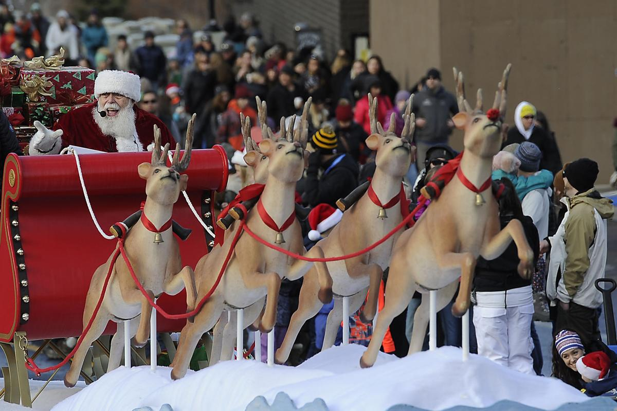 Christmas Parade brings festive spirit