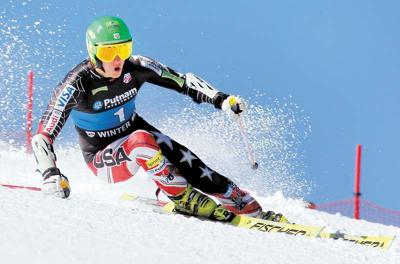 Bend S Tommy Ford Set To Ski Local State Bendbulletin Com