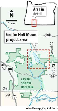 Griffin Half Moon vegetation project