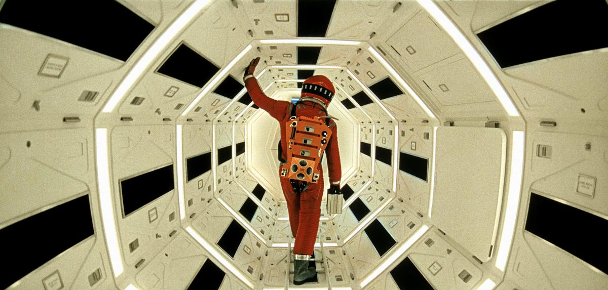 2001: A Space Odyessy