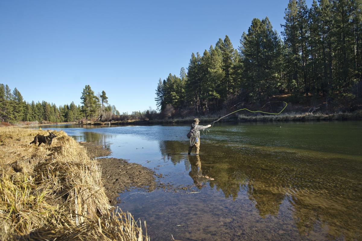 Central Oregon offers lots of fall fishing opportunities