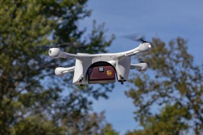 UPS makes first drone deliveries of prescription drugs