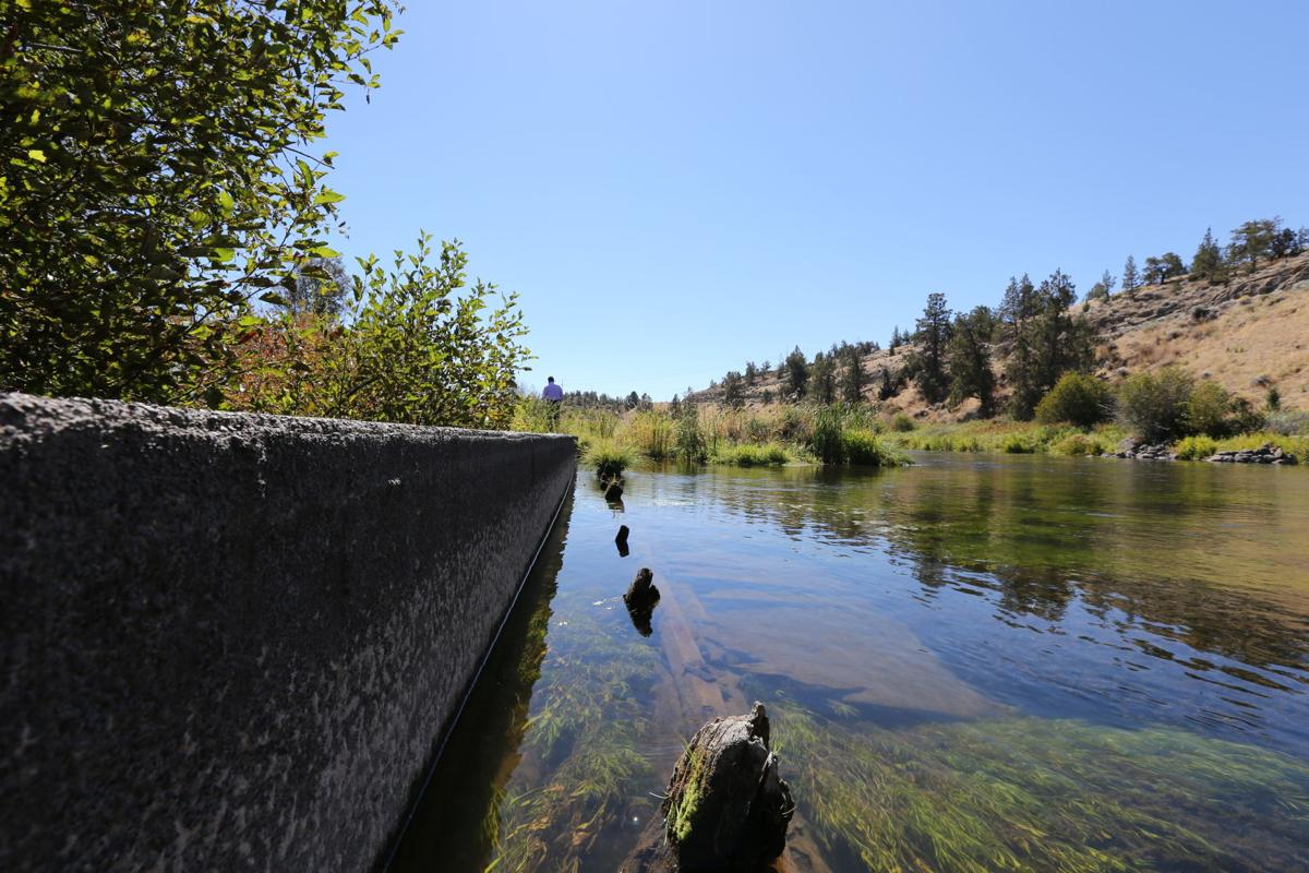 Deschutes River at Cline Falls to flow freely once again (copy)