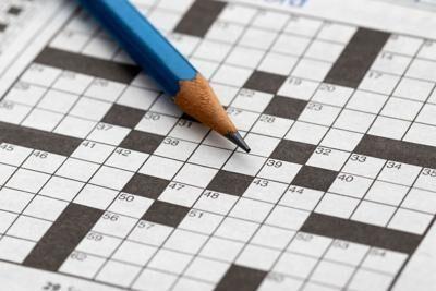 Electronic crossword puzzles