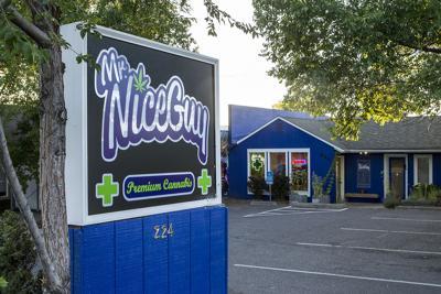 New marijuana shops underway in Bend
