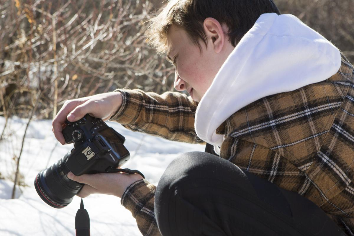 Young photographers