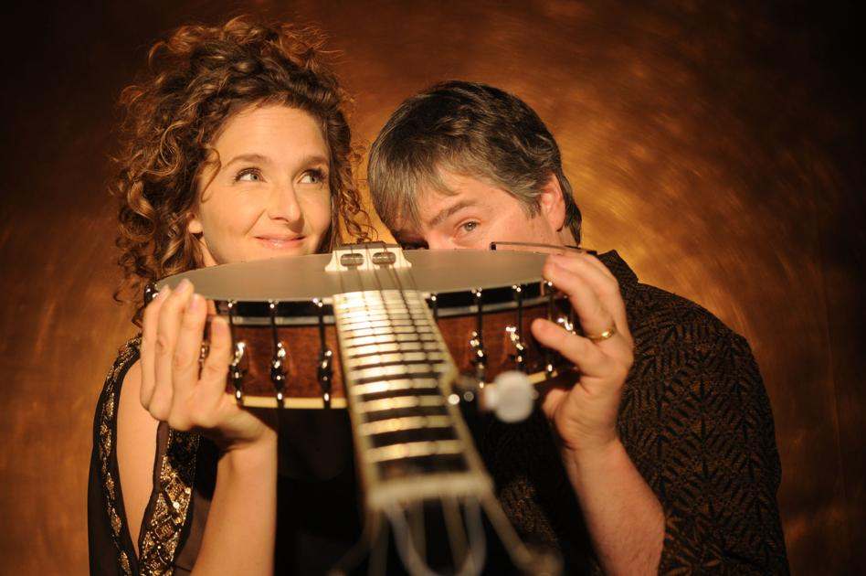 Béla Fleck, Abigail Washburn return to Tower Theatre
