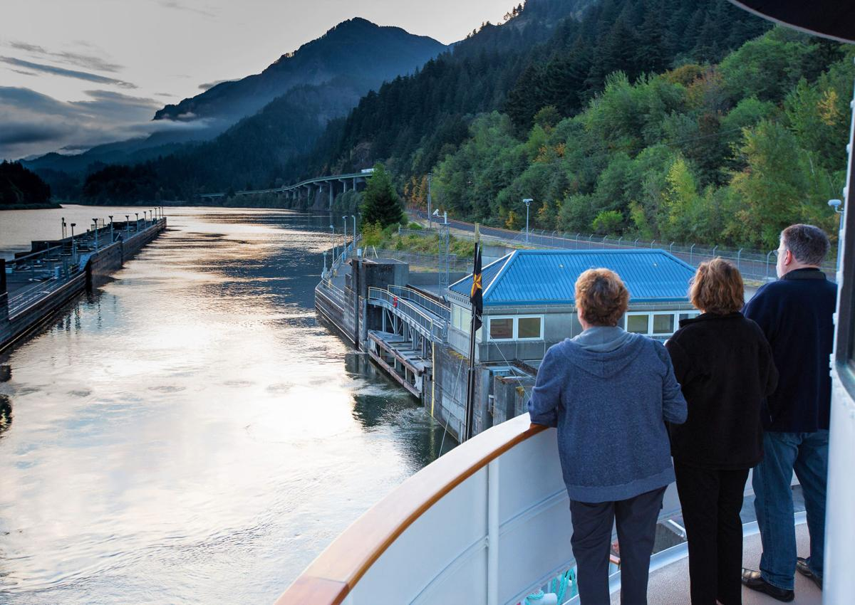 Northwest Travel: River cruise traces Lewis and Clark (copy)