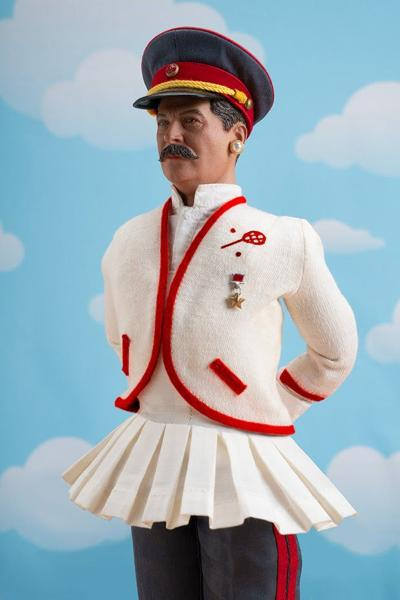 'Stalin is the Fairest Dictator of Them All! (at Wimbledon!)'