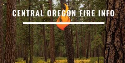 central oregon fire info