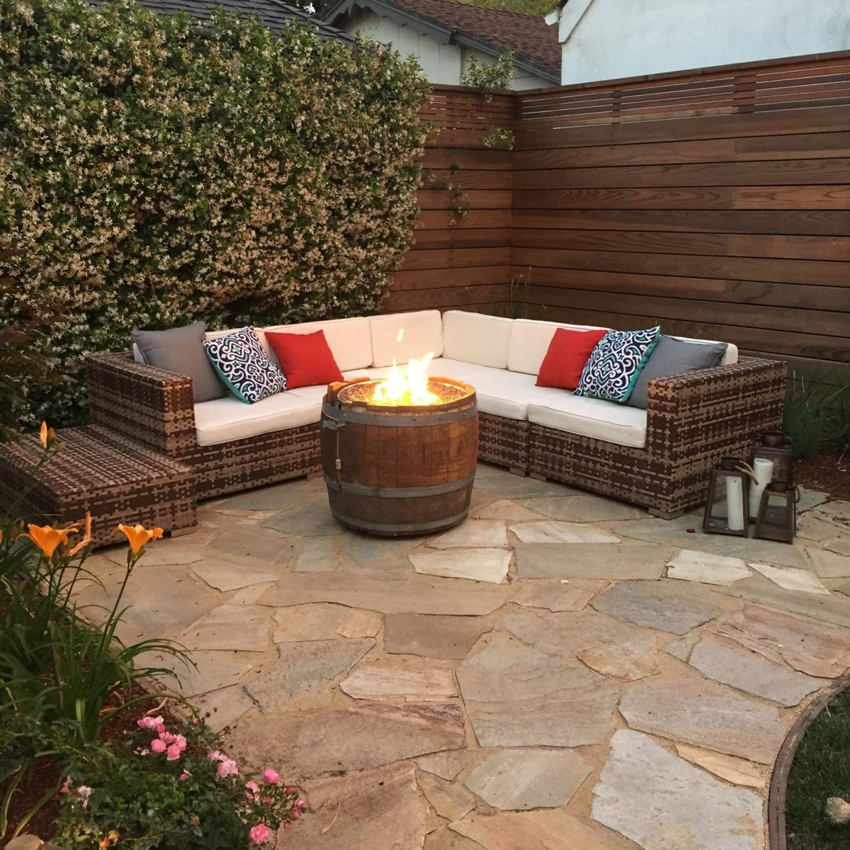 Backyard Fire Pits Extend Patio Season Into Winter Lifestyle