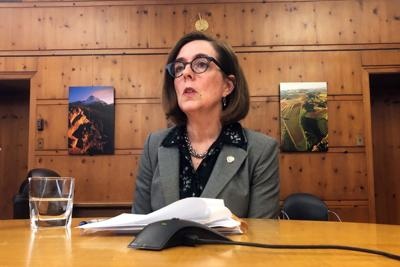Oregon GOP launches effort to recall Democratic Gov. Kate Brown
