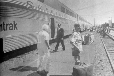 La Grande wants Amtrak's return to Eastern Oregon