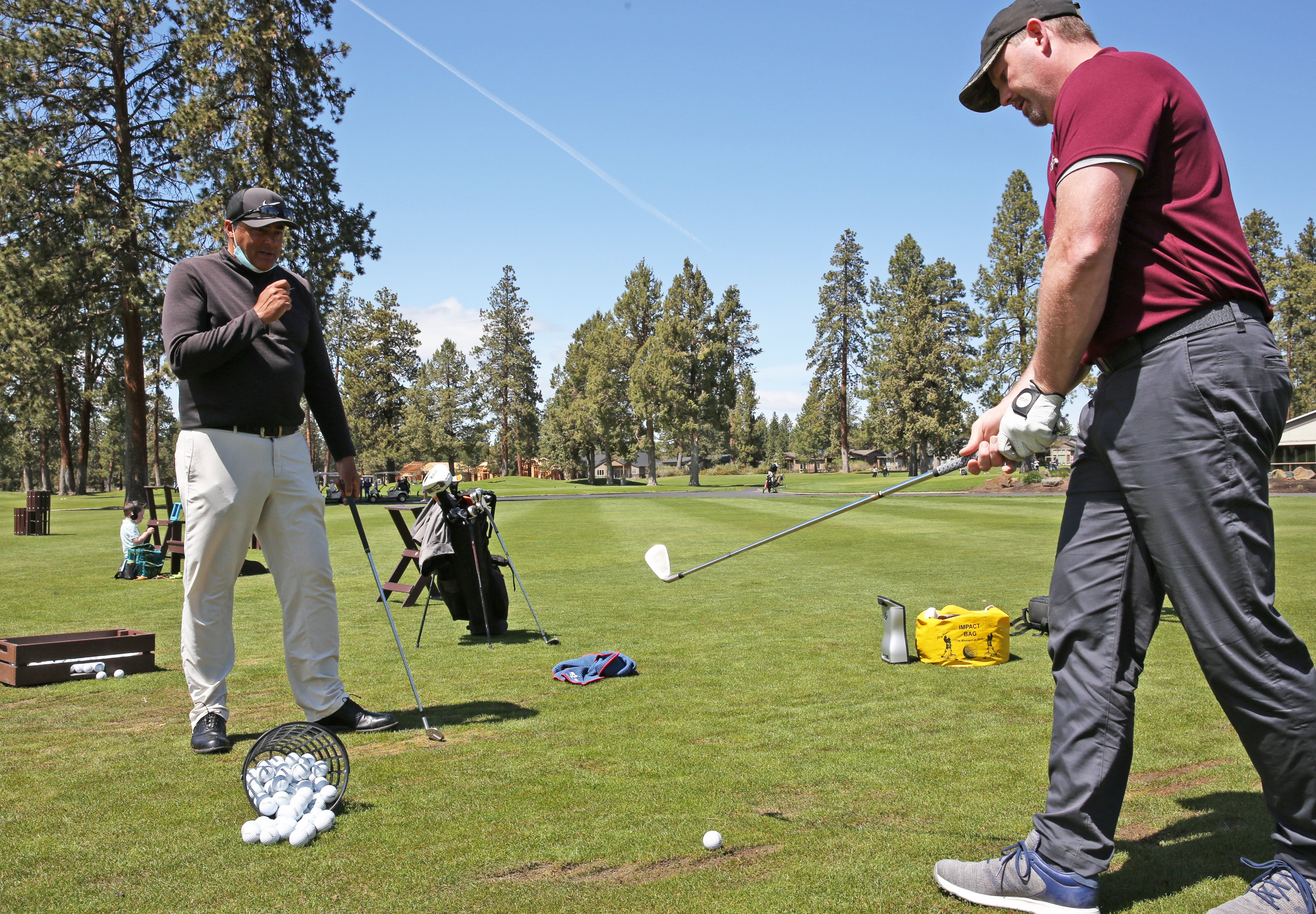 Tips to improve your golf game from Central Oregon pros   Sports   bendbulletin.com