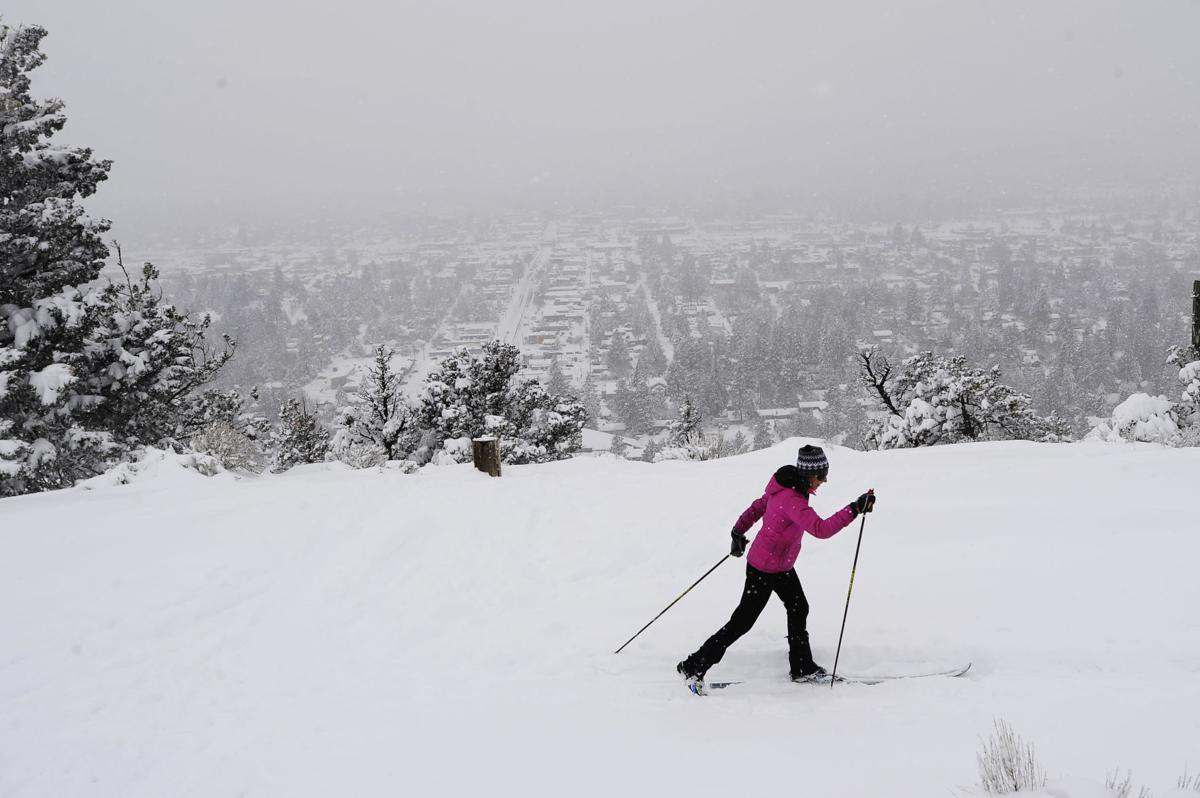 Snowfall breaks more records