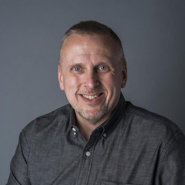 Doug Spencer, consultant, co-owner of Chomp Chomp, runs for Bend City Council