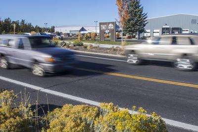 Road near Realms and Skyline high schools to receive school zone designation (copy)