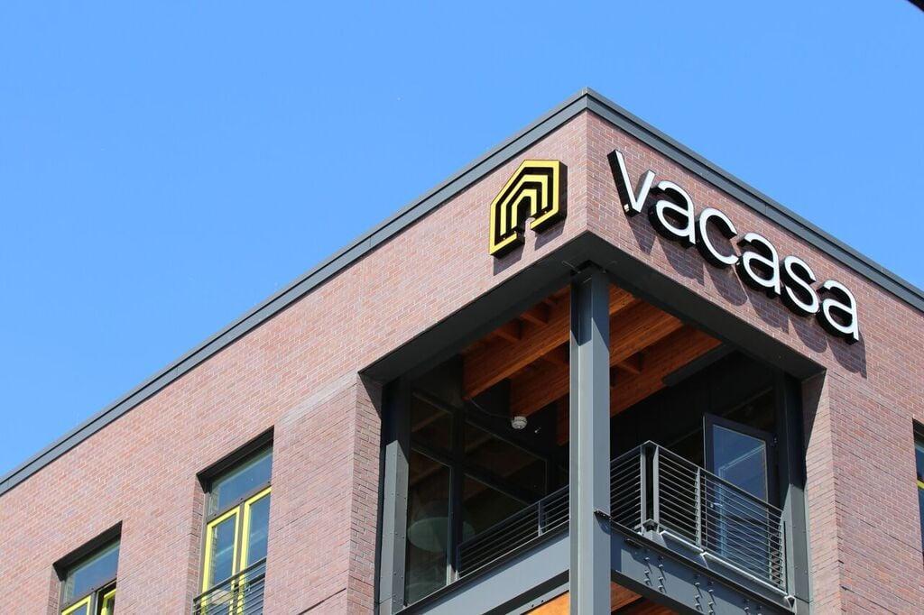 Vacasa's headquarters in Northwest Portland.