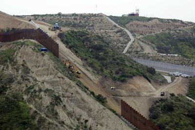Pentagon to divert funds for border wall (copy)