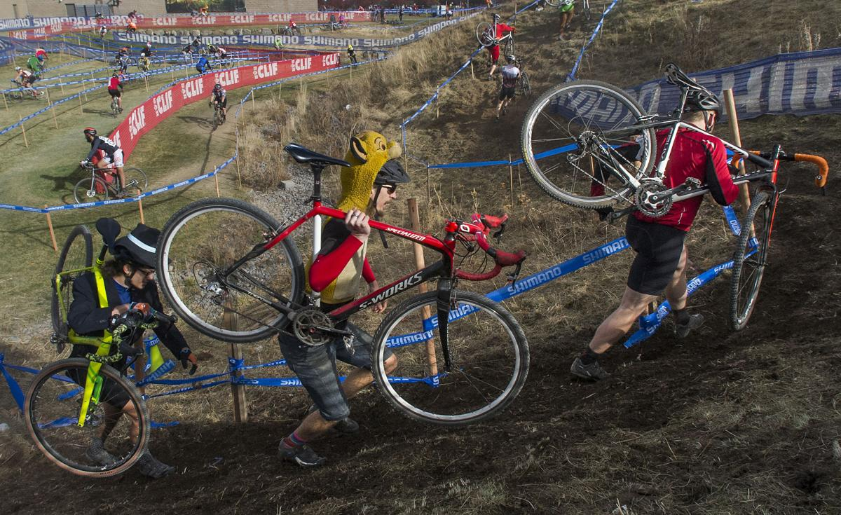 Featured photos: Cyclocross, in costume