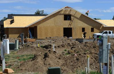 Building permits for Bend, Redmond and Deschutes County