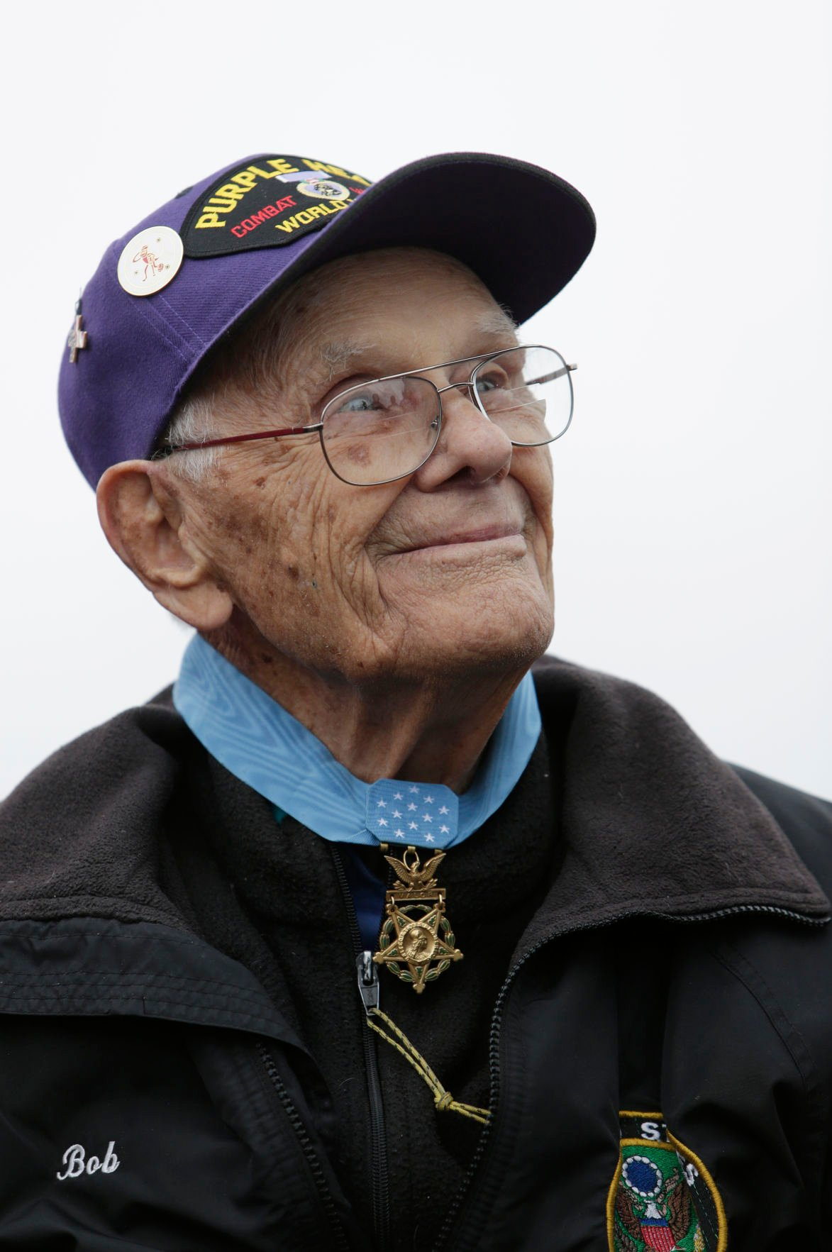 Medal of Honor Highway saluted near Bend