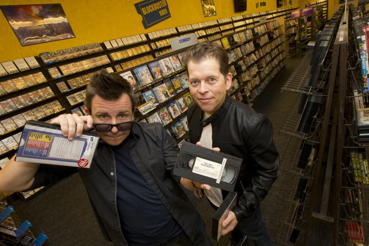 Bend filmmakers document the last Blockbuster
