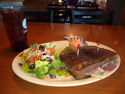 Bite-size restaurant review: Basecamp Grill