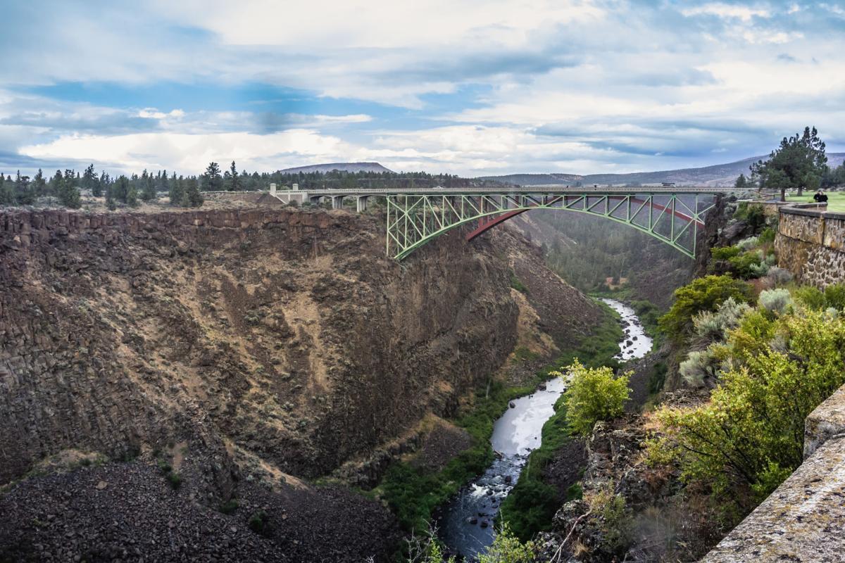 Crooked River Gorge bridges (copy)