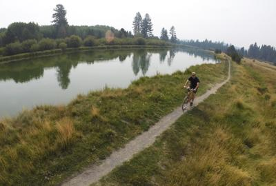 Mountain Bike Trail Guide: Catch and Release/Deschutes River Trail loop