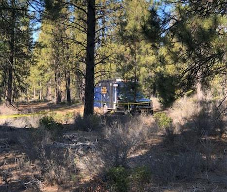 Hiker finds human remains near Deschutes River Woods