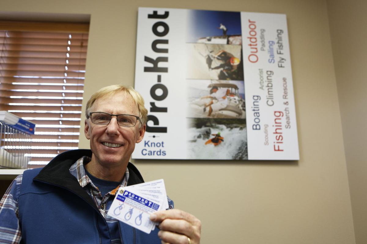 Bend company provides knot-tying know-how