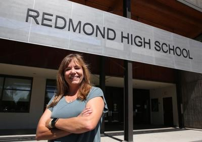 New Redmond High principal brings decades of experience