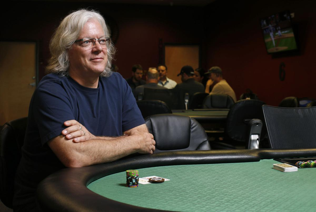 Local Poker Player Hits It Big In Vegas Local State Bendbulletin Com