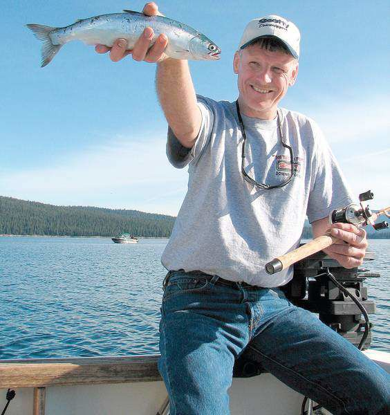 Summertime's the right time for hard-fightin' kokanee (copy)