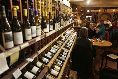 Restaurant review: Cork Cellars Wine & Bistro