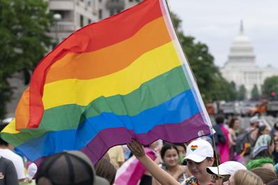 Pride Rally Washington