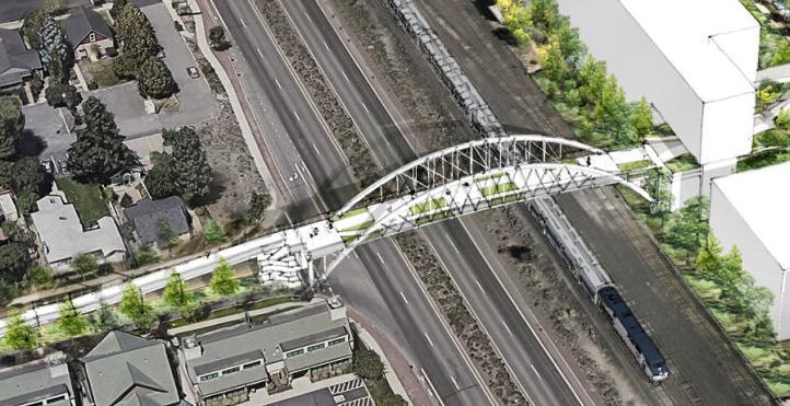 Hawthorne crossing rendering