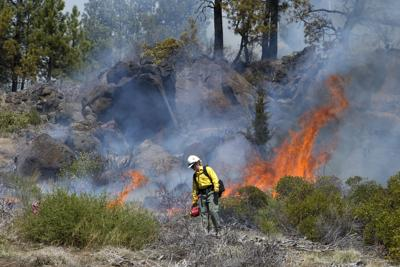 Controlled burns planned near Bend, La Pine (copy)