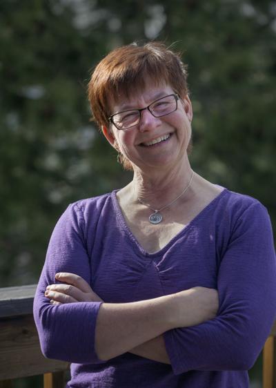 Ann Richardson joins Deschutes Land Trust's board of directors. Photo: Jay Mather.