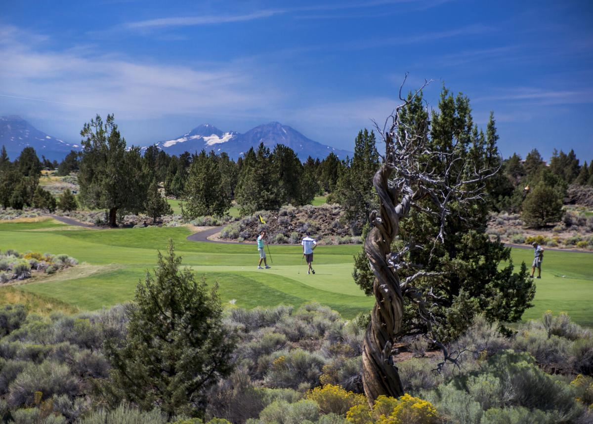 West Ridge Men's Golf Group from Central Oregon