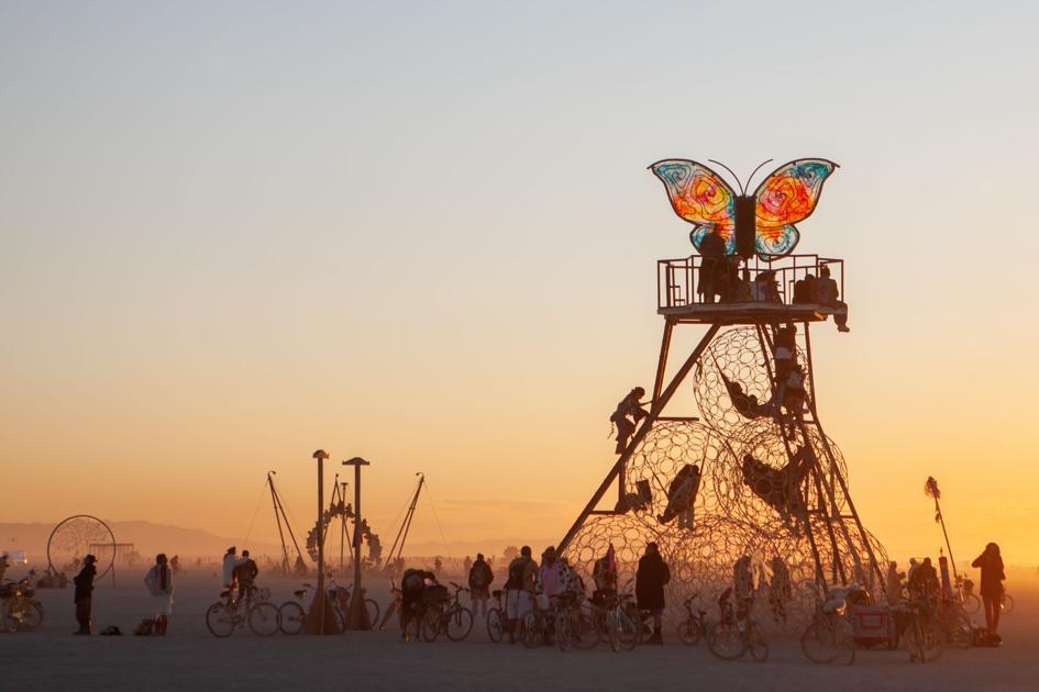 High Desert Museum exhibit explores the art of Burning Man