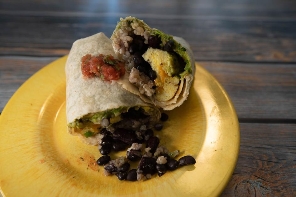 Discovering the best breakfast burritos in Central Oregon