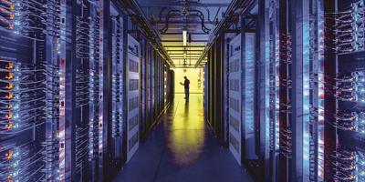 Facebook data center in Prineville