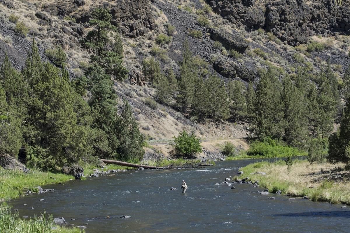 Crooked River