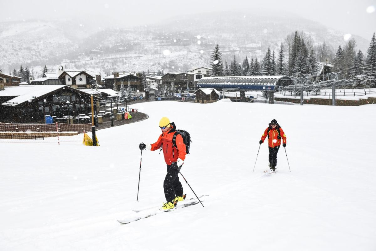 The future of skiing is digital, Vail CEO says