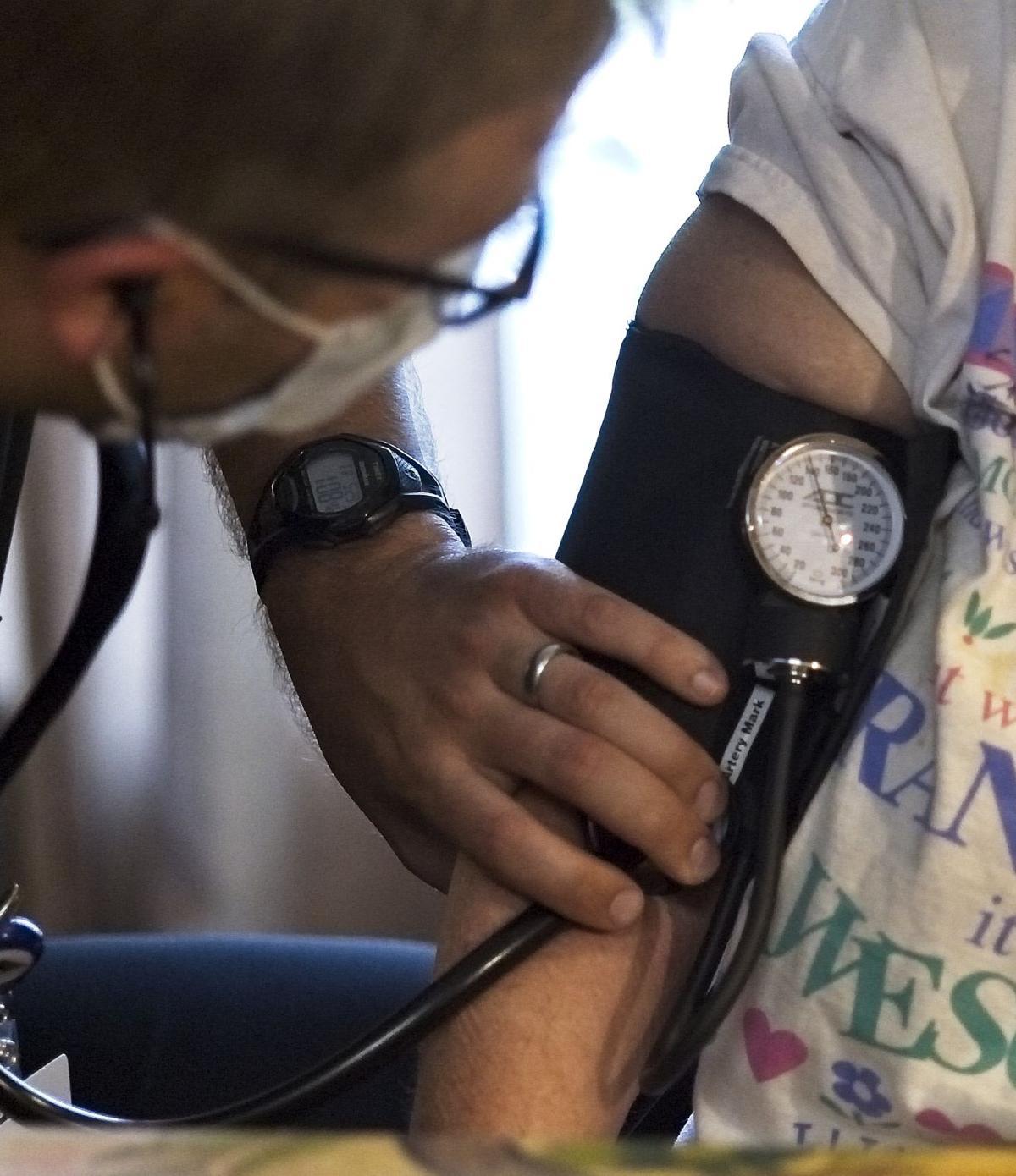 Pulse rural home visits 4  Wes Baker bloodpressurecheck.jpg