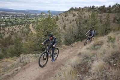 New mountain biking, hiking trails unveiled in Prineville